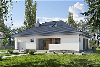 Projekt domu E-111