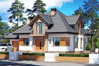 Projekt domu Śnieżka N
