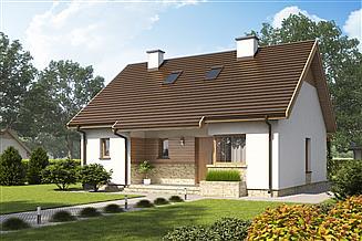 Projekt domu D139