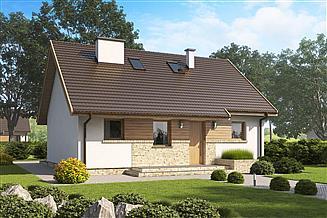 Projekt domu D140