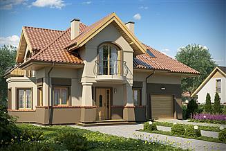 Projekt domu D168