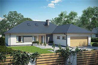 Projekt domu D152BK_P