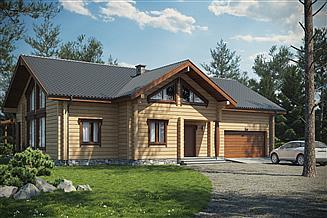Projekt domu D149