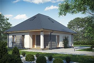 Projekt domu D148B
