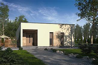 Projekt domu D114