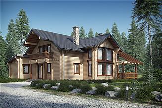 Projekt domu D53