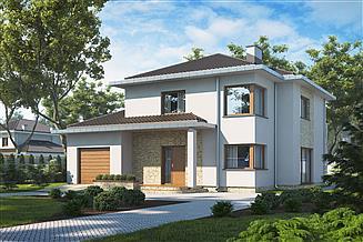 Projekt domu D132