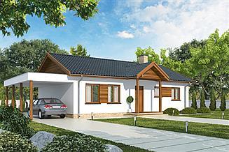 Projekt domu D26 - Arni