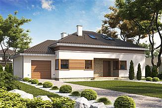 Projekt domu D131