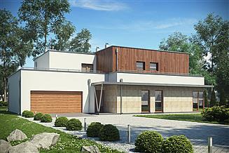 Projekt domu D159