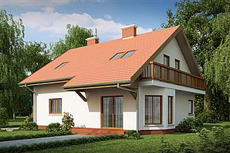 Projekt domu D69 - Marta