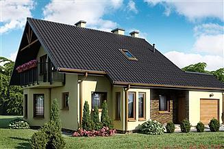 Projekt domu D30 - Tereska
