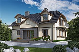 Projekt domu D191 - Dariusz