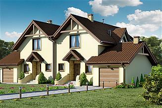 Projekt domu D06a - Bolesław
