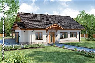 Projekt domu Lena 3 PS