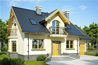 Projekt domu Atreusz Nowy