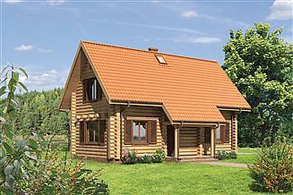Projekt domu Murator DL11S Aktywny (rekreacyjny)