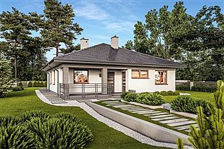 Projekt domu Murator C258 Dom z historią