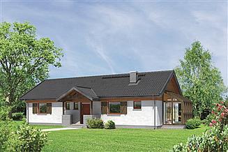 Projekt domu Murator WM15S Zimorodek