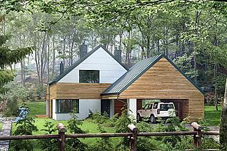 Projekt domu Arklow