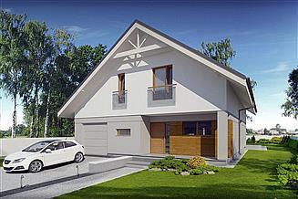 Projekt domu Michał