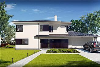Projekt domu Przemek