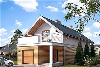 Projekt domu Koliber