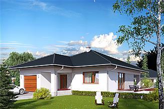 Projekt domu Ariel 2
