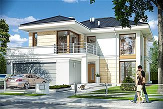 Projekt domu Riwiera 4