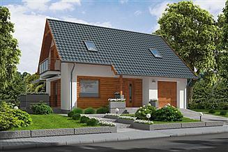 Projekt domu Katania 2