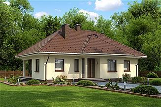 Projekt domu Anzio Termo