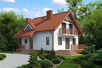 Projekt domu Bellino II Termo