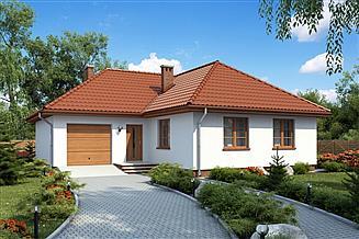 Projekt domu Teverina Termo