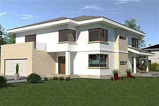 Projekt domu DN 002