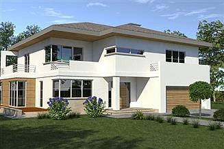 Projekt domu DN 003