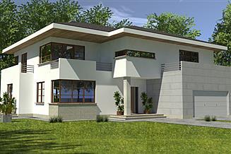 Projekt domu DN 006