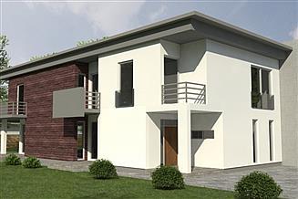 Projekt domu DN 012
