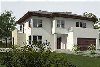 Projekt domu DN 022