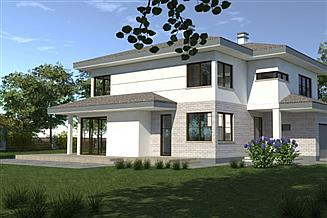 Projekt domu DN 023