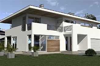 Projekt domu AN 003