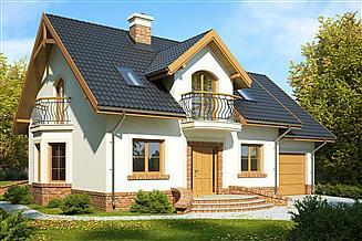 Projekt domu Atreusz Mały