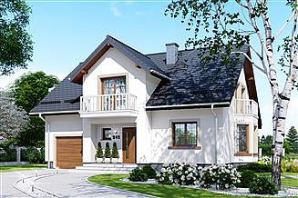 Projekt domu APS 242