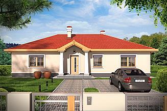 Projekt domu LENA A
