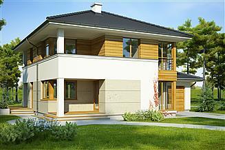Projekt domu Owidiusz
