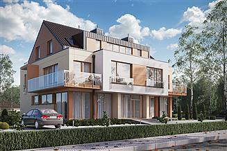 Projekt domu D210