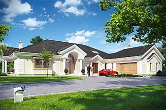 Projekt domu Rezydencja Parkowa 2