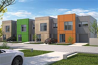 Projekt domu Springfield DCS18