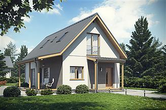 Projekt domu D182B
