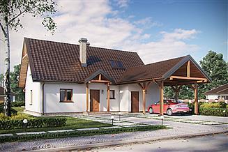 Projekt domu D185
