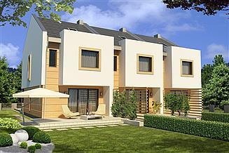 Projekt domu Kaja P